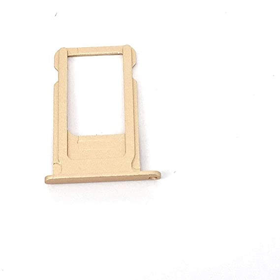 low cost 742ef 757fa ATEANO SIM Tray Holder Slot Replacement for iPhone 6s (4.7'')