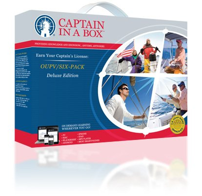 Standard Telephone Codes (Captain in a Box: Package F: OUPV/Six-Pack Captain's License with 25/50/100 Ton Master Upgrade, Auxiliary Sailing Endorsement, & Towing Endorsement)