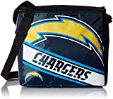 Los Angeles Chargers Big Logo Stripe 12 Pack Cooler