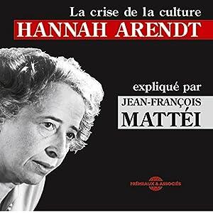 Hannah Arendt Speech