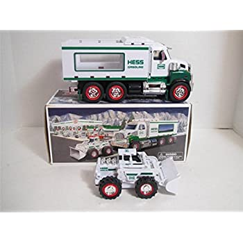 Hess Truck 2008 with Front Loader