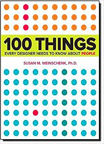 UX books 100 things every designer needs to know about people
