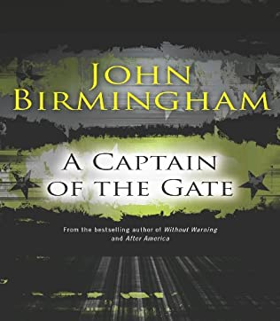 book cover of A Captain of the Gate