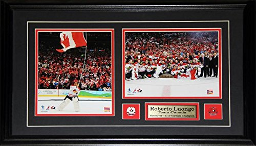 Roberto Luongo Team Canada 2010 Vancouver Winter Olympics for sale  Delivered anywhere in Canada