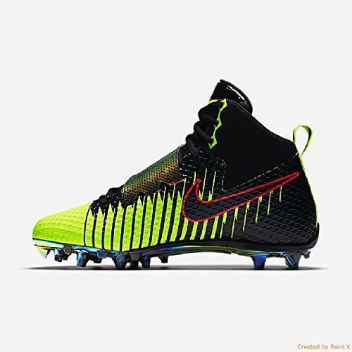 Nike Mens Lunarbeast Pro Td Fotboll Knapar Solar Flare