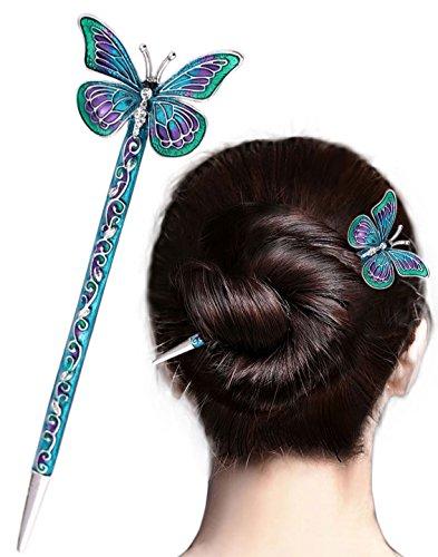 LiveZone Fashion Hair Decor Chinese Traditional Style Women