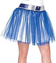 Saia Tutu Rubies Costume Company Inc Star Wars R2-d2 Multicor