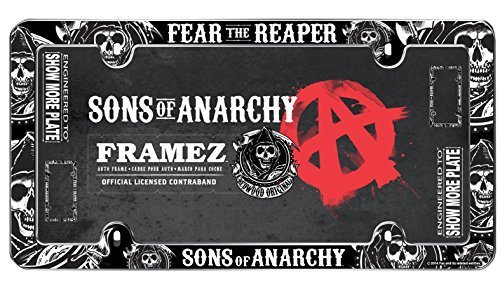 Chroma 42511 Sons of Anarchy Fear the Reaper Frame Model: 42511 Car/Vehicle Accessories/Parts