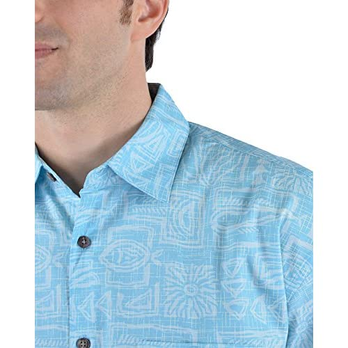 04855c03f182 Campia Mens Shirts - Hawaiian Shirts - Mens Tropical Shirts - Print Beach  Shirts - Cotton