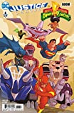 Justice League/Power Rangers (2016) #6 VF/NM Boom! Studios DC