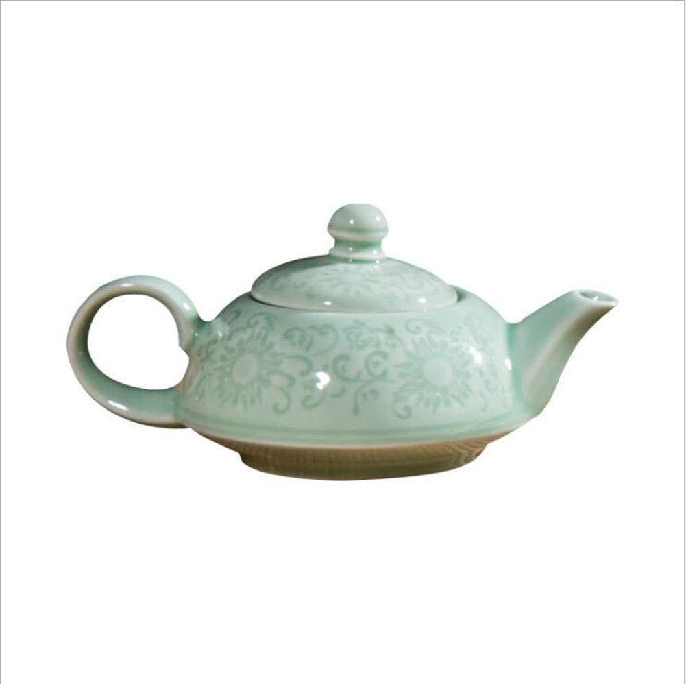 contador genuino GAOXIAOMEI De cerámica cerámica cerámica de Kung Fu Conjunto de té portátil de Porcelana Azul y Blanca de Viaje Conjunto Conjunto Completo de Regalos promocionales  más orden