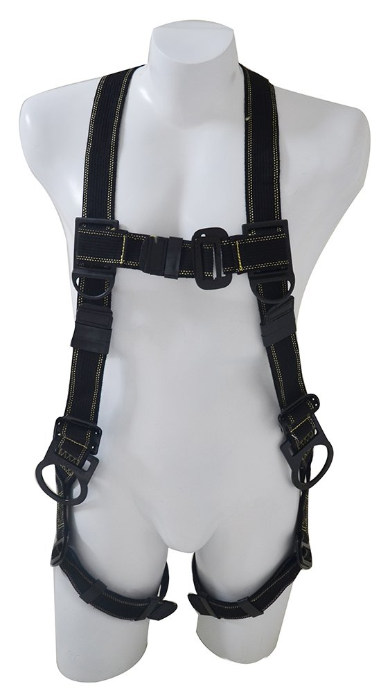 Nara Safe, NS9300007, Full body harness, 3 D-rings, in Kevlar/ Nomex, fire resistant