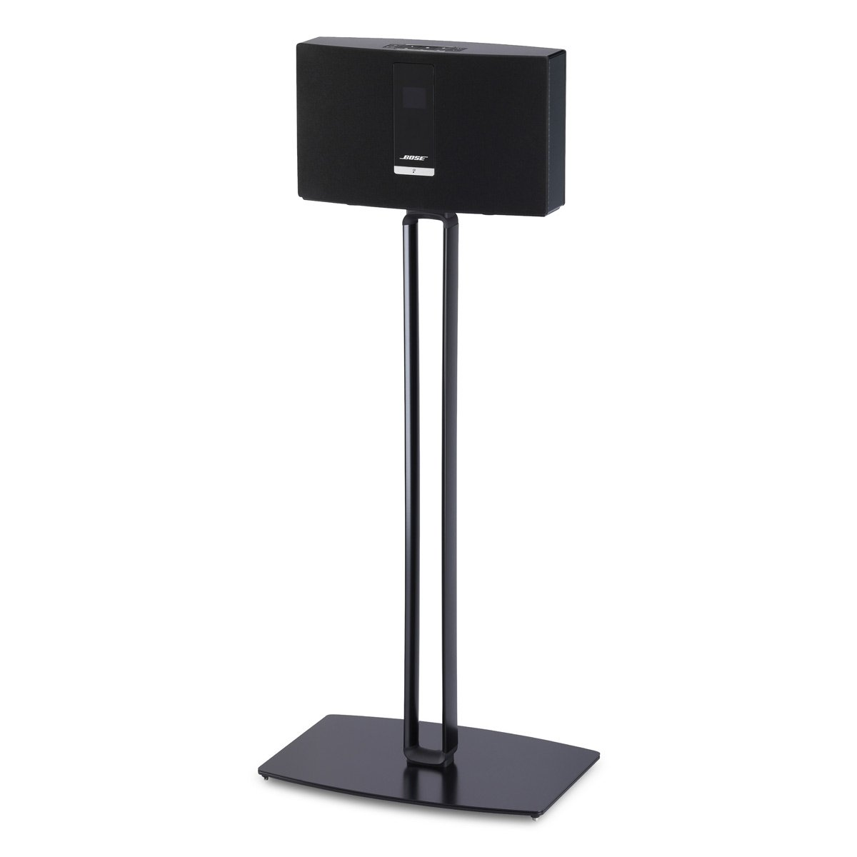 SoundXtra Floor Stand for Bose SoundTouch 20 - Single (Black)