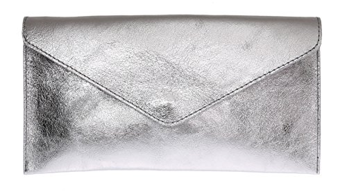Girly Womens Handbags Silver Clutch Womens Girly Rebecca Handbags Rebecca 5Ww6nZ