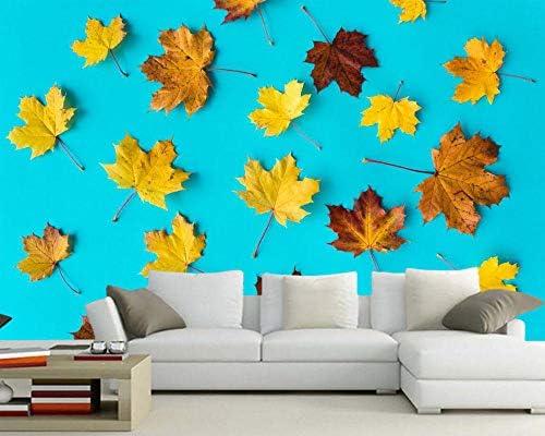 山笑の美 もみじ色の背景写真の壁紙壁画リビングルームテレビsof壁寝室寝室の壁紙家の装飾カフェ-150X130cm