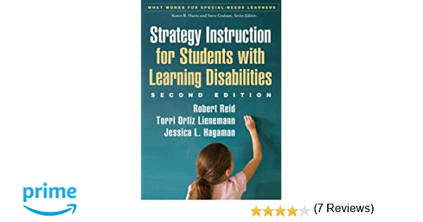 Amazon.com: Strategy Instruction for Students with Learning ...
