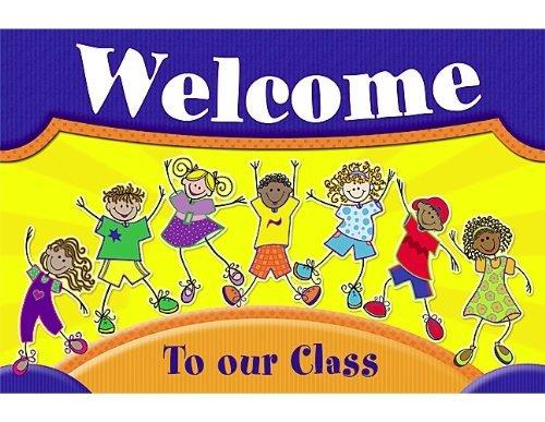 Teacher Created Resources Fantastic Kids Welcome Postcards (5231) by Teacher Created Resources (Kids Welcome Postcards)