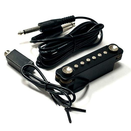 Pastilla de guitarra multifuncional Sistema de amplificación ...