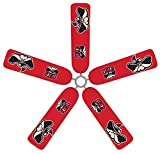 Fan Blade Designs University of Nevada, Las Vegas Ceiling Fan Blade Covers