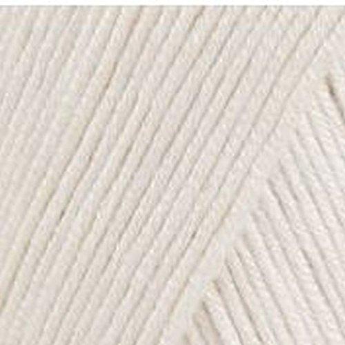 (Sirdar wool sirdar - snuggly baby bamboo dk - cream 131)