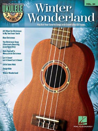 Download Winter Wonderland: Ukulele Play-Along Volume 24 (Hal Leonard Ukulele Play-Along) ebook