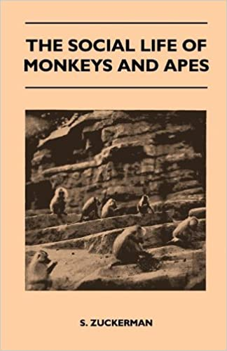 The Social Life of Monkeys and Apes