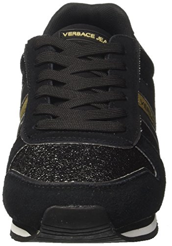 Versace Jeans Damer Ee0vrbsa1_e70027 Sneaker Sort EwJovv8H88