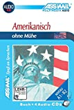 ASSiMiL Selbstlernkurs für Deutsche: Assimil Amerikanisch ohne Mühe; Assimil American with ease, Lehrbuch und 4 CD-Audio