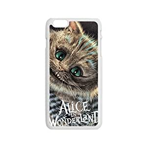 Alice In Wonderland Cell high-end phone case for IPHONE 6 for LXR case