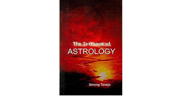 The Textbook of Astrology: Umang Taneja: 8903602814513