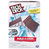 Tech Deck – Build a Park Ramp Quarter Pipe (Bizak 61923892)