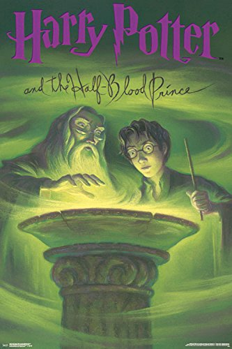 Trends International Harry Potter and the Half-Blood Prince Collector's Edition Wall Poster 24