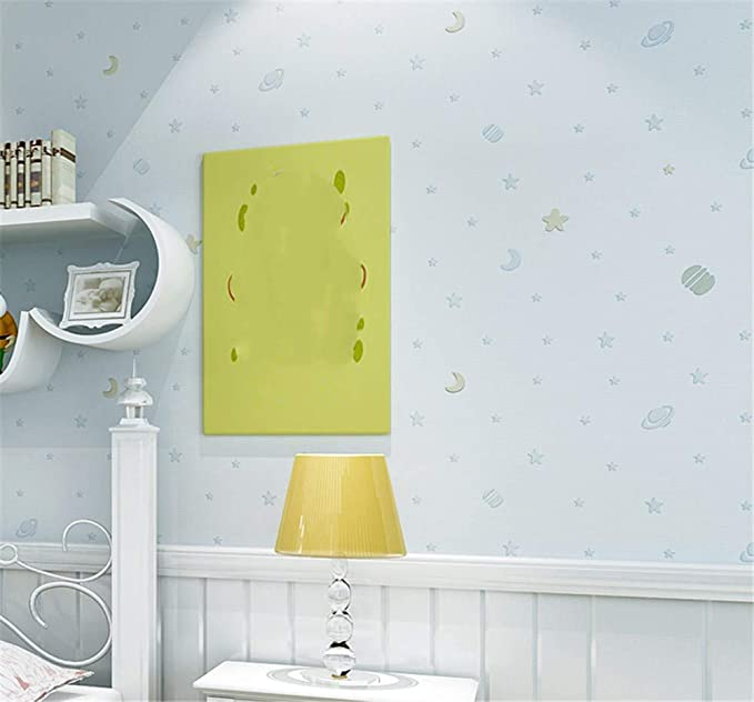papel pintado estrellas infantil
