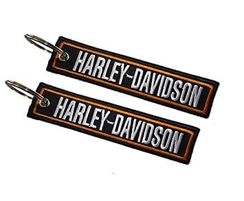 Moto Discovery Harley-Davidson Llavero Doble Cara (1 Pieza): Amazon.es: Coche y moto