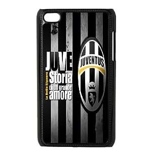 iPod Touch 4 Phone Case Black Juventus JG238198