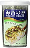 JFC - Nori Komi Furikake (Rice Seasoning) 1.7 Ounce Jar (pack of 4)