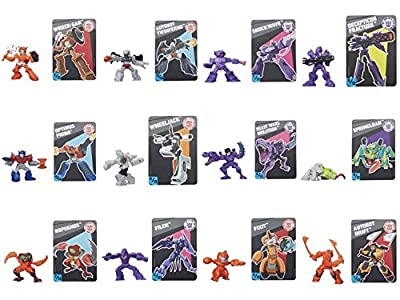 Transformers Robots in Disguise Tiny Titans Series 3 Action Figures (2 Pack)