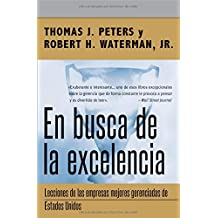 Amazon robert h waterman jr books en busca de la excelencia spanish edition publicscrutiny