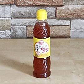 Ottogi 100% Korean Rice Syrup, 700 Grams/24 Ounces (Jocheong, Yetnal Ssalyeot) 1 Made with 100% rice (rice produced in Korea) Great for adding sweetness and shiny glaze Can be used for dipping bread or rice cake
