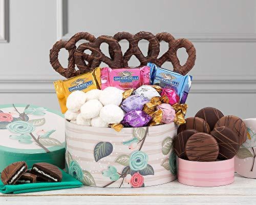 Buy chocolate gift basket mothers day