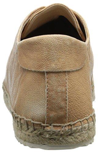 Neuf Ouest Femmes Orlov En Cuir Mode Sneaker Naturel