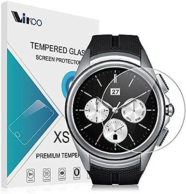 LG Watch Urbane 2nd W200 Cristal Templado Vikoo 9H 2.5D 0.26m ...