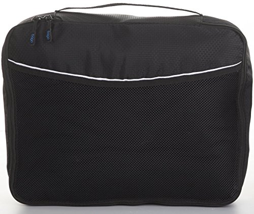 Bago Packing Cubes - Travel Organizer For Luggage - Solitary Moderate Cube... - 51WyzaZDTrL