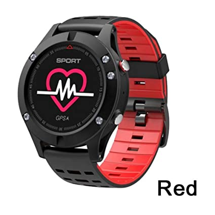 FJTYG GPS Smart Watch Bluetooth 4.2 Dispositivos Portátiles ...