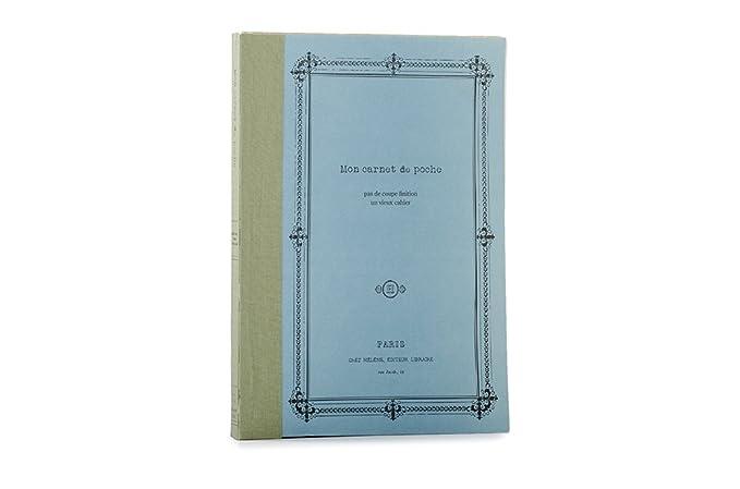 Amazon.com: Especias Co. Francés Mon Carnet de poche Rough ...