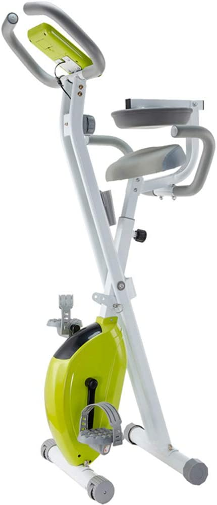 TXDWYF Heimtrainer/Bicicleta Estatica Plegable Adulto/Ejercicio en Casa/Bicicletas Estáticas y de Spinning para Fitness/F-Bike/Bicis Estaticas, Máquinas de Piernas, Unisex