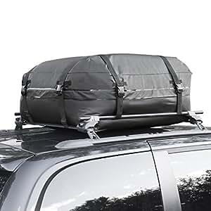 Amazon.com: Cargo Roof Bag - 100% Waterproof Car Top