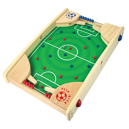 Flipkick Wooden Tabletop FootballSoccer