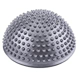 Foot Massage Half Ball Balance Exercise Pods Spiky for Deep Tissue Foot Muscle Therapy