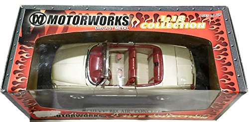[Motorworks Chevy Bel Air Concept Replica - 1:18 Scale] (Classic Old Chevy Trucks)
